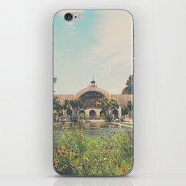 the botanical building ... iPhone Skin