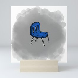 OG chair Mini Art Print