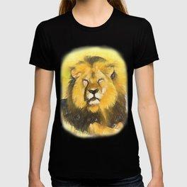 Magnificent Lion T-shirt