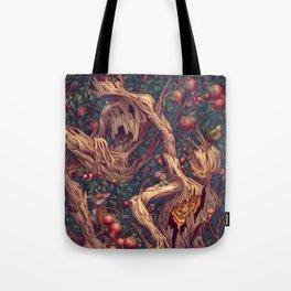 Tree People Tote Bag