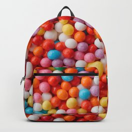 Multicolored candy drops Backpack
