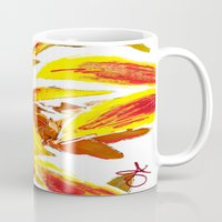lily Mugs featuring Lily by ANoelleJay