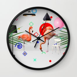 zoop Wall Clock