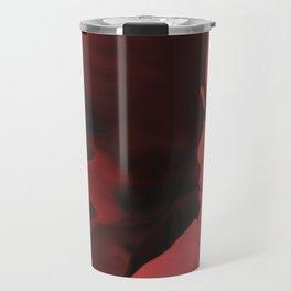 Daydreaming Red Travel Mug