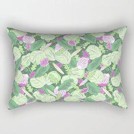 Lettuce Jungle Rectangular Pillow