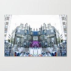 colour detector Canvas Print