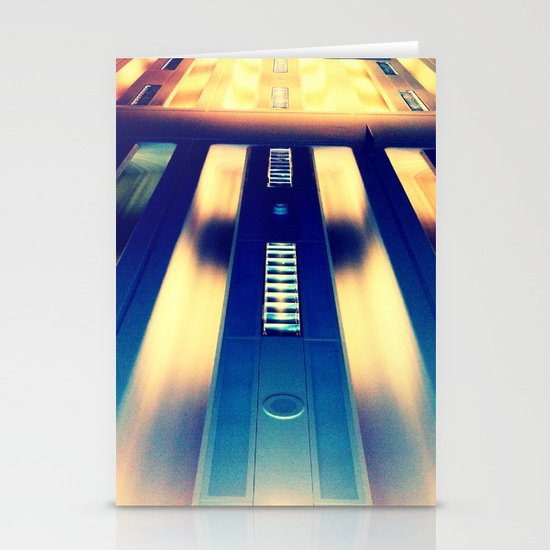 Upside Down Stationery Cards