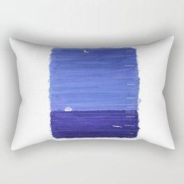 Artistic Depth Rectangular Pillow