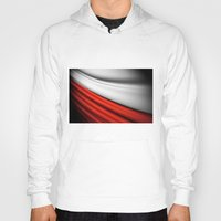 poland Hoodies featuring flag of Poland by Lulla
