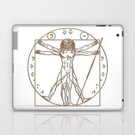 Predruvian Dark Laptop & iPad Skin