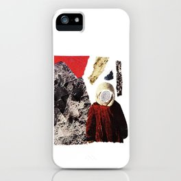 Red child iPhone Case
