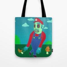 Shroomario Tote Bag