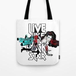 Follow your idols Tote Bag