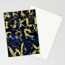 ABC Stationery Cards