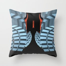 The Over-site Throw Pillow