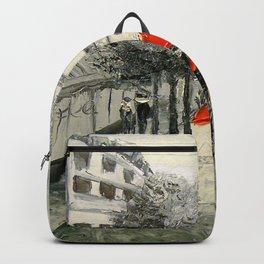 Paris Paris Backpack