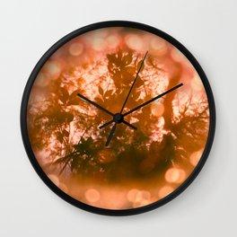 Dreaming nature Wall Clock