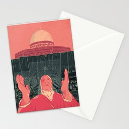 The Other Side of the Wall Stationery Cards