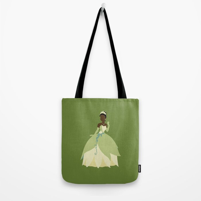 Tiana from Princess and the Frog Tote Bag