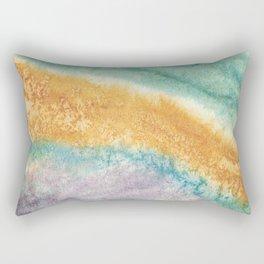 Flow Study 1 Rectangular Pillow