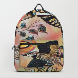Season  Of The Swifts Backpack
