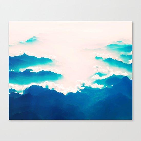 Nirvana #society6 #decor #buyart Canvas Print
