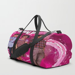Pretty In Pink Duffle Bag
