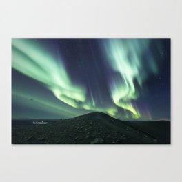 Aurora Borealis 5 Canvas Print