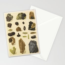 Antique Titanium Stationery Cards