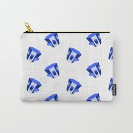 Monochromatic Minerals Carry-All Pouch