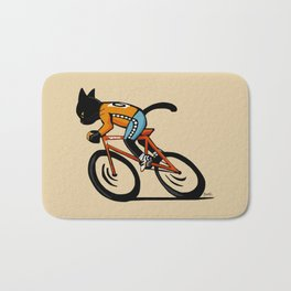 Cycle sport Bath Mat
