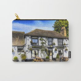 The Theydon Oak Pub Sketch Carry-All Pouch