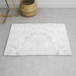 Marble Winter Frost Rug