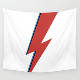 Bowie Bolt Wall Tapestry