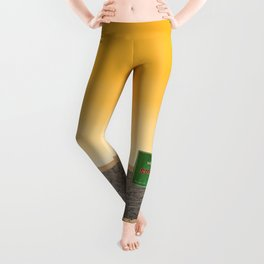 Welcome to Sunnydale Leggings
