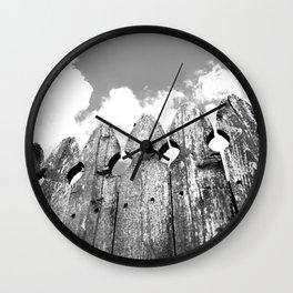 SMALL TOWN SKY 5 Wall Clock