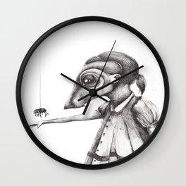 Yo no Tengo Miedo. Wall Clock