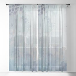 Ghost Sheer Curtain