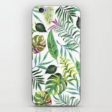 Tropical Flora #society6 #decor #buyart iPhone Skin