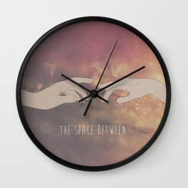 The Space Between. Wall Clock