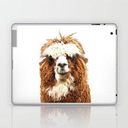 Alpaca Portrait Laptop & iPad Skin