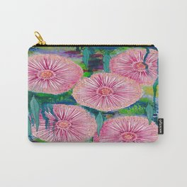 Gum Tree Blossoms Carry-All Pouch