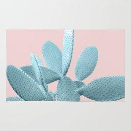 Blush Cactus #1 #plant #decor #art #society6 Rug