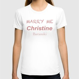 Queen Christine Baranski T-shirt
