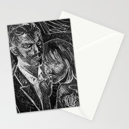 """""""Mr. Grey Will See You Now"""" by Kristin Frenzel Stationery Cards"""