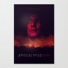 Apocalypse Now Poster Canvas Print