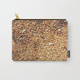 True grit - coarse sand Carry-All Pouch