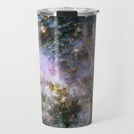 Cosmic Tarantula Nebula (infrared view) Travel Mug