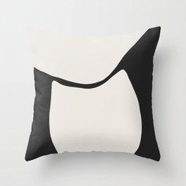 Taking A Bite Throw Pillow