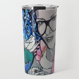 Shoreditch Sisters Travel Mug